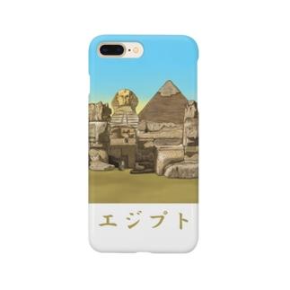 エジプト Smartphone cases