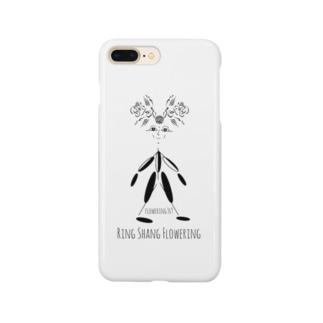 """花の妖精""""りんさん"""" Smartphone cases"""