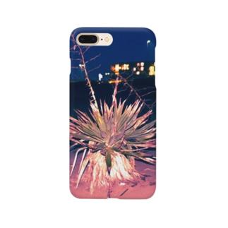 海辺の植物 Smartphone cases