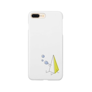 さんかくん Smartphone cases
