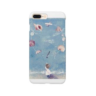 海からの贈り物 Smartphone cases