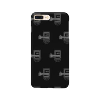 疑心暗鬼DOTS Smartphone cases