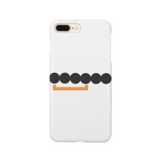 抽象化されたロゴ(Web通販サービス) Smartphone cases