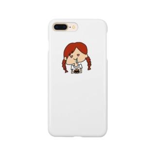 ウニよだれちゃん Smartphone cases