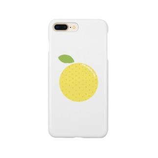 洋さんのグレープフルーツ Smartphone cases