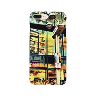センター街 Smartphone cases