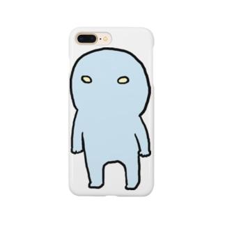 ウチウジン直立 Smartphone cases