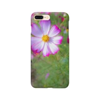 コスモスの光 Smartphone cases