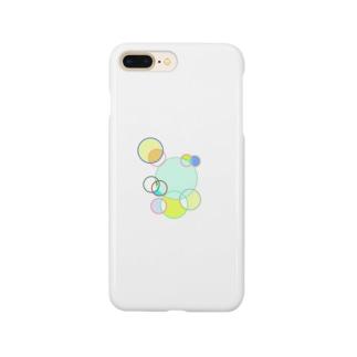 Shuwa-Shawa-Bubbles Smartphone cases