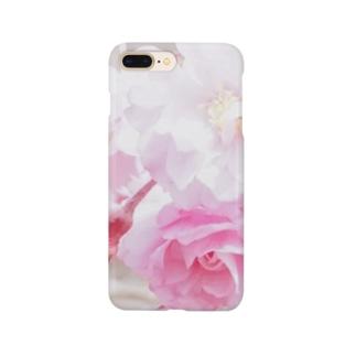 MIHANAのさくら咲く春 Smartphone cases
