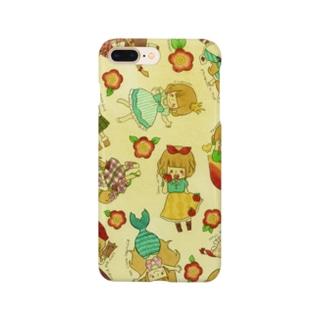 童話の世界 Smartphone cases