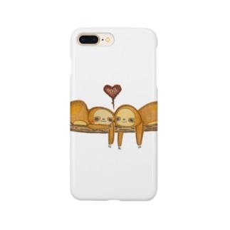 ナマケモノ Sloths Smartphone cases