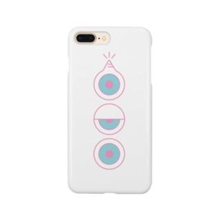ユニ目玉 Smartphone cases