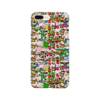 プチトマト♡しんどろうむ Smartphone cases