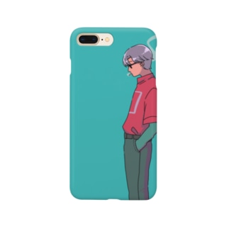 タバコさん Smartphone cases