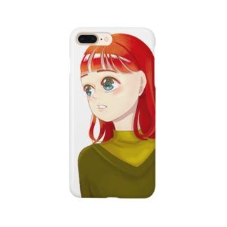 秋恋々 Smartphone cases