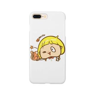 大人びた子役くん Smartphone cases