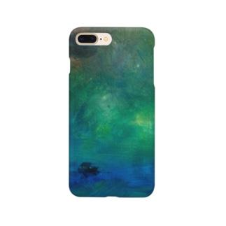 ムラナギ/ボートハウス Smartphone cases