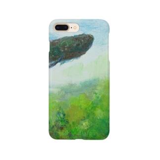 月ノ子の森に恋してのムラナギ/ジキムの通り道 Smartphone cases