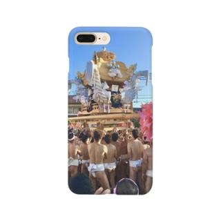播州姫路浜の宮天満神社「天神」 Smartphone cases