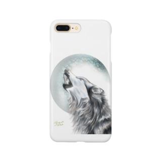 MoonWolf Smartphone cases