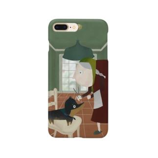 毛切り Smartphone cases