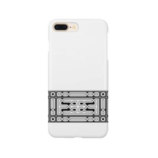 Knot Belt (Shade) Smartphone cases