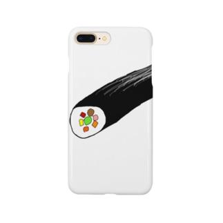 太巻き Smartphone cases