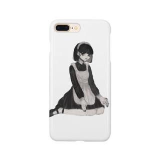 メイド(1) Smartphone cases