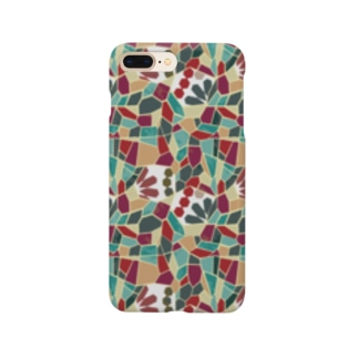 モザイクタイル/ルージュ Smartphone Case