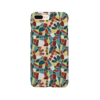 モザイクタイル/シーショア Smartphone Case