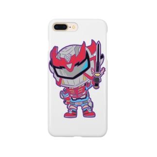 超輝神シャイニンガー2 Smartphone cases