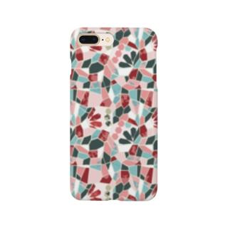 モザイクタイル/ブロッサム Smartphone Case
