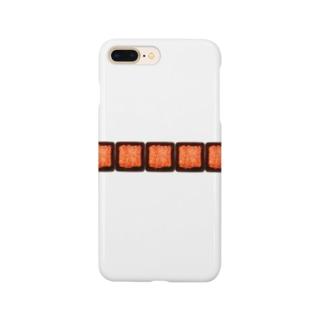 合い挽きミンチ Smartphone cases
