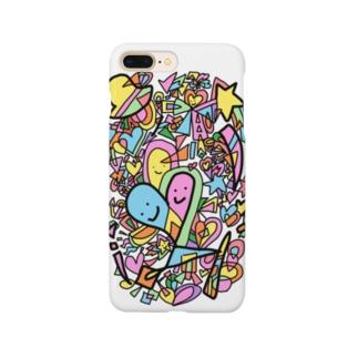 ハッピーday Smartphone cases