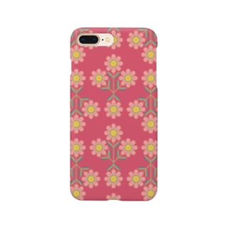 pink daizy Smartphone cases