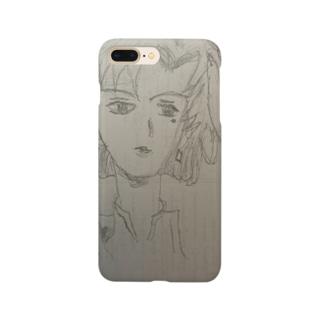 テストくん Smartphone cases