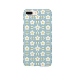 plum flower Smartphone cases
