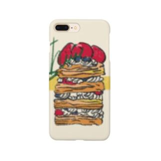 shui×tabekoコラボ Smartphone cases