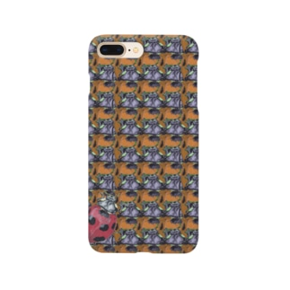 lady bird dense Ver. Smartphone cases