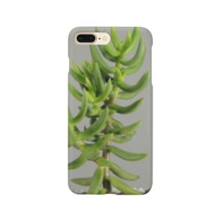 多肉植物B Smartphone cases