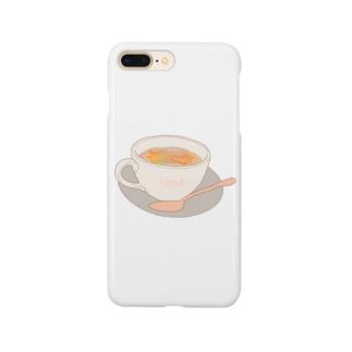 フシギなお茶 Smartphone cases