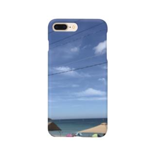 幸ある海 Smartphone cases