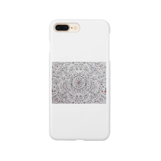 Gatto69Rosso  混沌 Smartphone cases