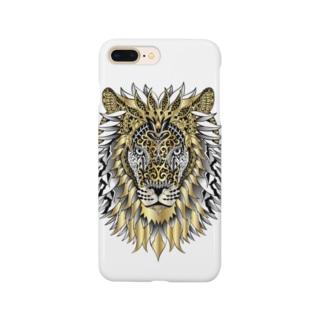 百獣の王 Smartphone cases