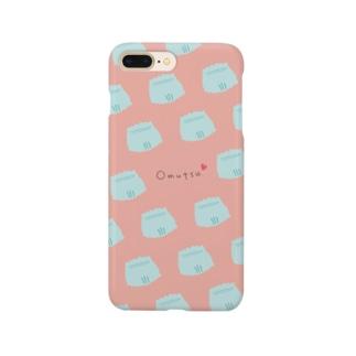 オムツパレード ピンク Smartphone Case