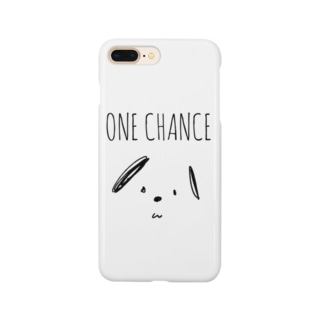 ONE CHANCE DOG Smartphone cases