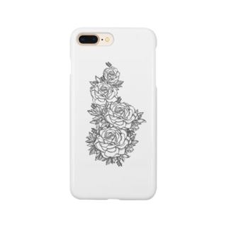 Roses. Smartphone cases
