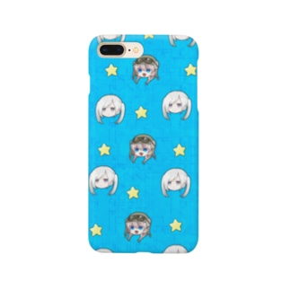 旅人少女スマホケース Smartphone cases