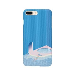 プラスチック・プールサイド Smartphone cases